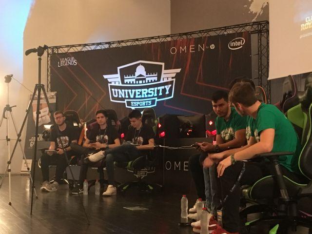 El UPCT eSports gana la conferencia sur de la liga universitaria de Clash Royale - 1, Foto 1