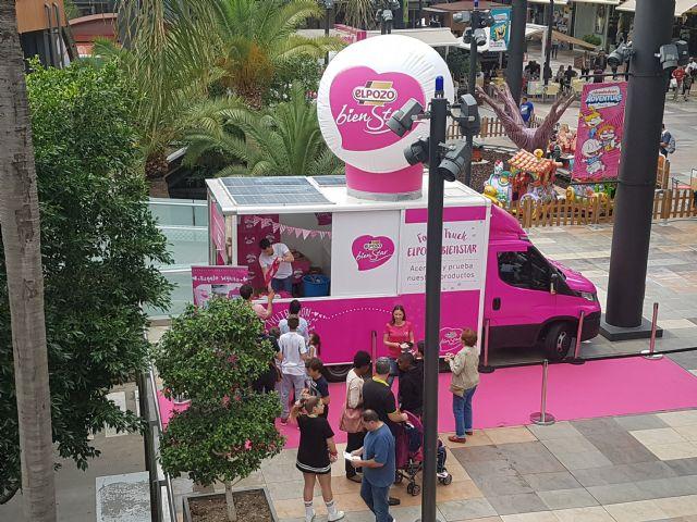 ELPOZO BienStar recorre la península en food truck para fomentar la alimentación saludable, Foto 1