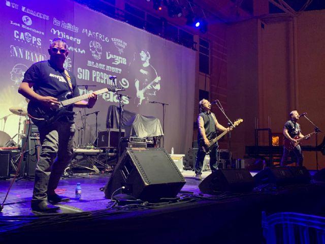 Gran éxito de público en el Festival 'Actitud Rock' en honor a Ángel Rosique - 1, Foto 1