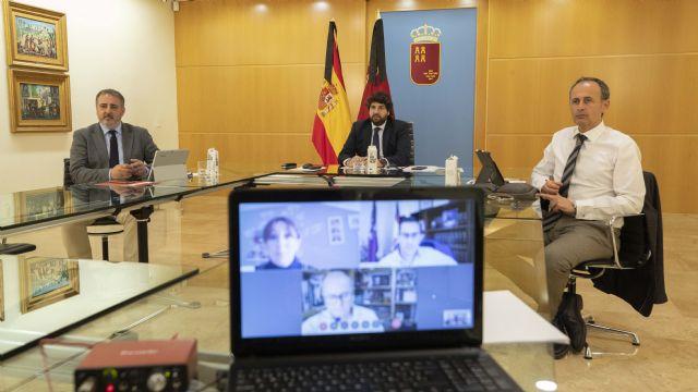 El Gobierno regional trabaja en la reactivación económica y social post-covid19 con los municipios