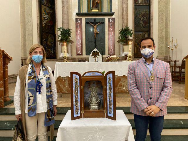 Virgen del Rocío. Águilas 2021 - 1, Foto 1