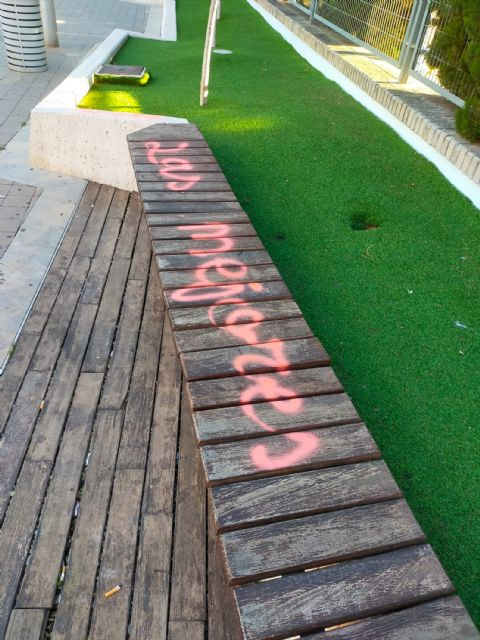 El Ayuntamiento torreño pide concienciación, civismo y responsabilidad contra actos vandálicos - 1, Foto 1