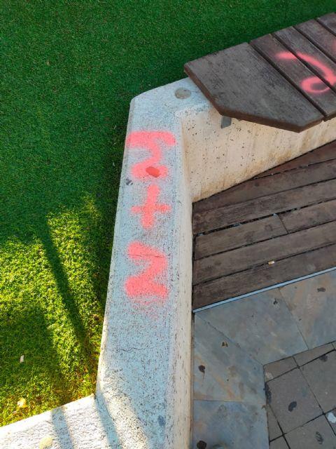 El Ayuntamiento torreño pide concienciación, civismo y responsabilidad contra actos vandálicos - 2, Foto 2