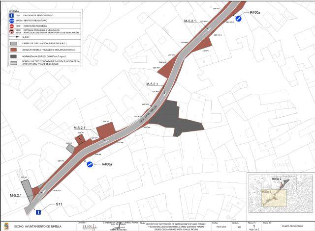 Adjudicadas las obras del Plan de Asfaltado 2021 que mejorarán el firme de 17 calles del casco urbano de Jumilla - 4, Foto 4