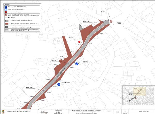 Adjudicadas las obras del Plan de Asfaltado 2021 que mejorarán el firme de 17 calles del casco urbano de Jumilla - 5, Foto 5