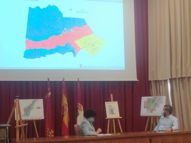 El Ayuntamiento de Puerto Lumbreras mantiene  reuniones sectoriales para presentar y consensuar el nuevo Plan General de Ordenación Urbana - 1, Foto 1