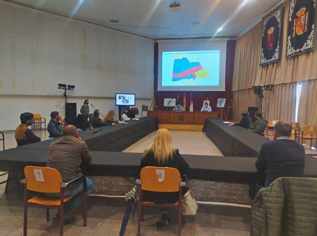 El Ayuntamiento de Puerto Lumbreras mantiene  reuniones sectoriales para presentar y consensuar el nuevo Plan General de Ordenación Urbana - 2, Foto 2