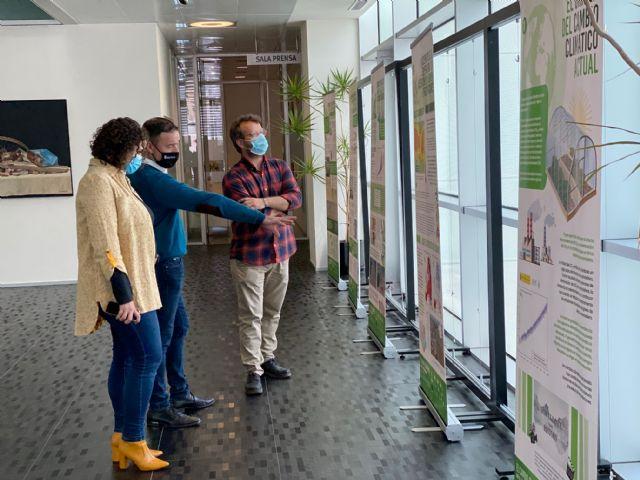 Exposición Itinerante sobre Cambio Climático - 1, Foto 1