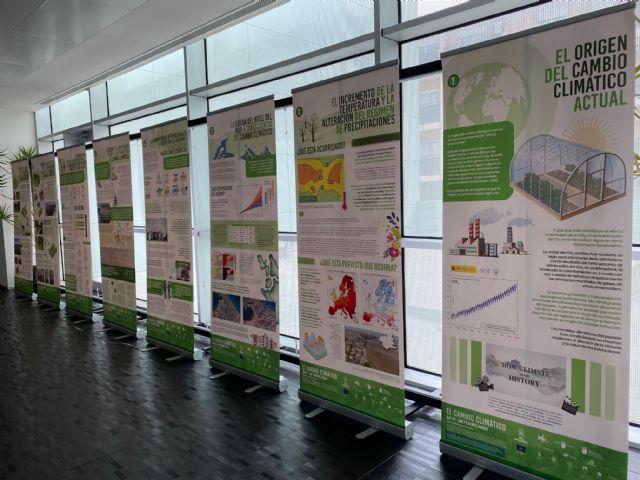 Exposición Itinerante sobre Cambio Climático - 4, Foto 4