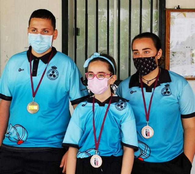 El equipo femenino de tripletas del club torreño La Salceda, campeonas regionales de petanca - 3, Foto 3