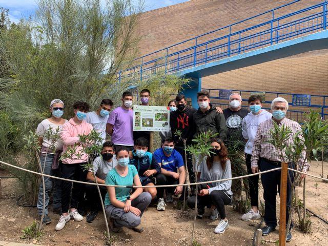 Águilas se suma al proyecto Oasis de mariposas - 1, Foto 1