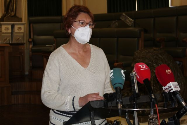 Jumilla continuará teniendo punto de vacunación a pesar de que a los ciudadanos se les dará la opción de desplazarse a Yecla - 1, Foto 1