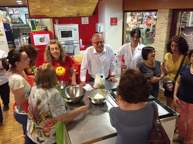 25 celíacos aprenden a cocinar alimentos aptos para su salud gracias al Taller de Gastronomía del Ayuntamiento de Murcia - 1, Foto 1