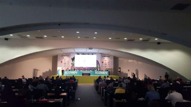 Murcia participa en el I Congreso de Eco-Movilidad Inteligente - 1, Foto 1