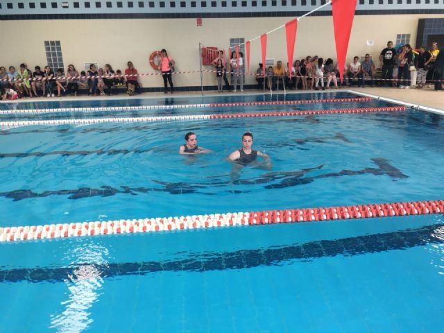 El Campeonato de Natación Infantil cierra la temporada de la Piscina Cubierta Municipal - 2, Foto 2