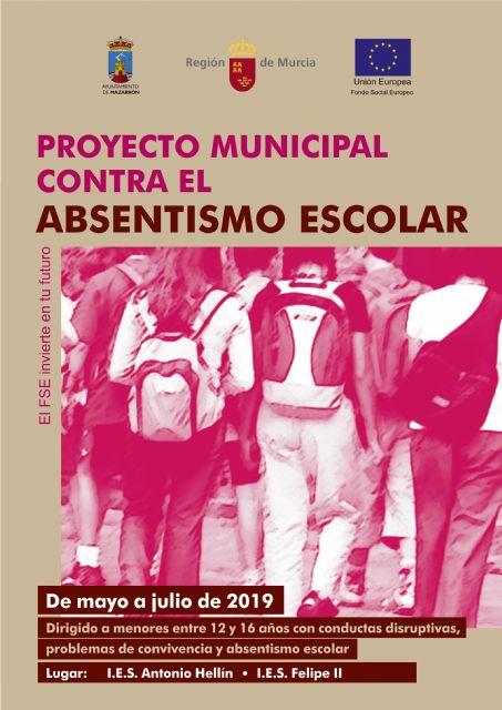 Proyecto municipal contra el absentismo escolar - 1, Foto 1