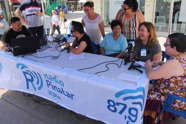 El programa de Radio Pinatar y Aidemar 'La Pecera' cierra temporada en la plaza de la Constitución - 2, Foto 2