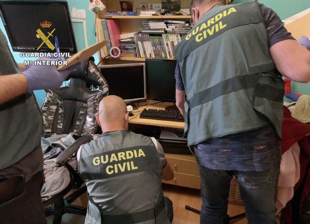 La Guardia Civil detiene a un joven por  delito de corrupción de menores - 2, Foto 2