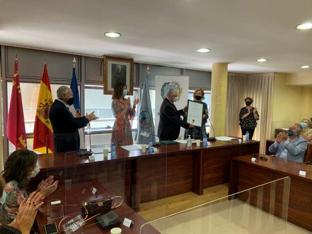 El Colegio de Enfermería nombra como Colegiada de Honor a la aguileña María Dolores García Albarracín - 3, Foto 3