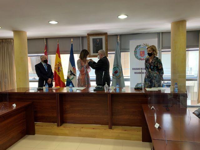 El Colegio de Enfermería nombra como Colegiada de Honor a la aguileña María Dolores García Albarracín - 5, Foto 5
