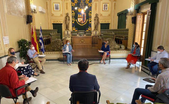 Reunión REDEMUR en Jumilla - 1, Foto 1