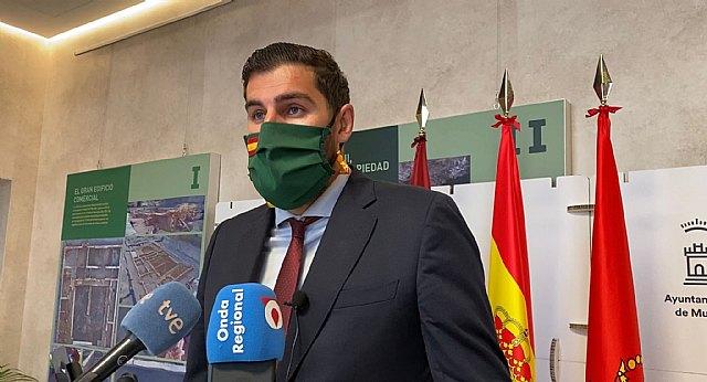 Aprobada la moción del GM VOX Murcia para la defensa y protección de los símbolos nacionales desde las escuelas públicas - 1, Foto 1