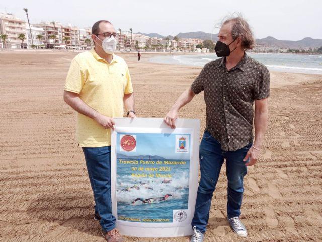 200 nadadores se darán cita en la ´Travesía Puerto de Mazarrón´, Foto 2