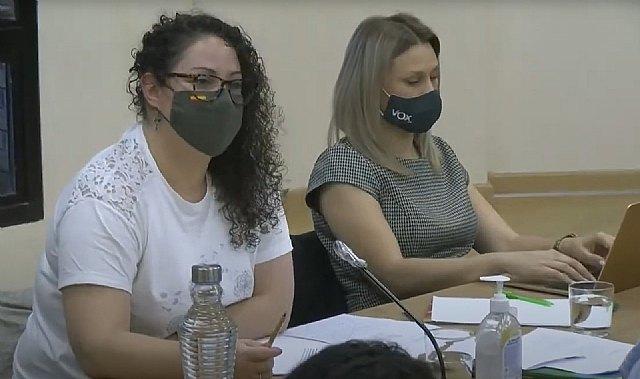 VOX: El PSOE de Alhama no quiere ni transparencia ni participación - 1, Foto 1