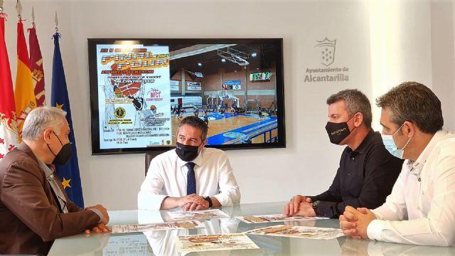 Alcantarilla acoge este próximo fin de semana la Final Four de Baloncesto Infantil Femenino - 3, Foto 3