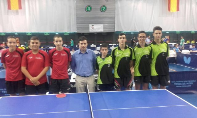 Historical success in the championships of Spain Blanes 2016 - 3