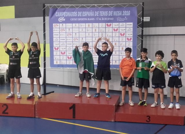 Historical success in the championships of Spain Blanes 2016 - 5