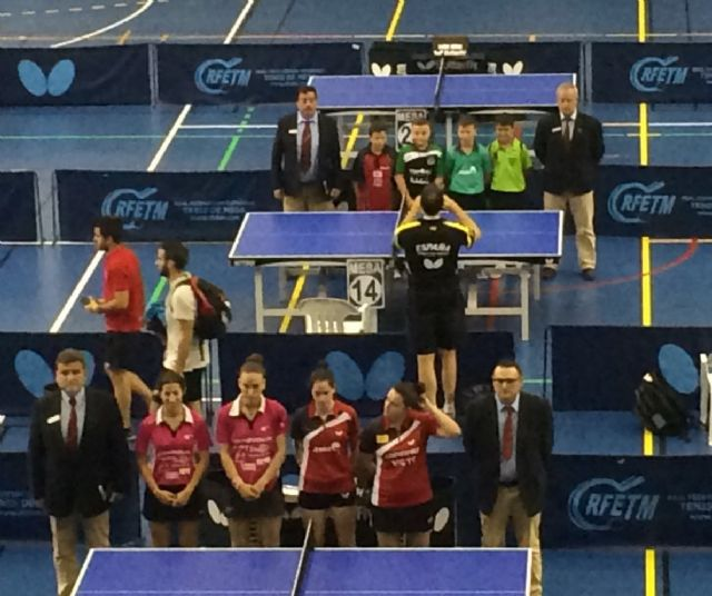 Historical success in the championships of Spain Blanes 2016 - 6