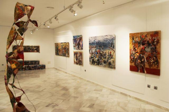Cortés Abellán muestra Exodos en Casas Consistoriales - 2, Foto 2