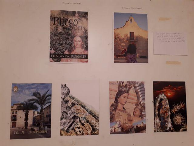 Inés Correia y Mª Jesús Boluda ganan el concurso de portada y contraportada del libro de Fiestas 2018. - 5, Foto 5