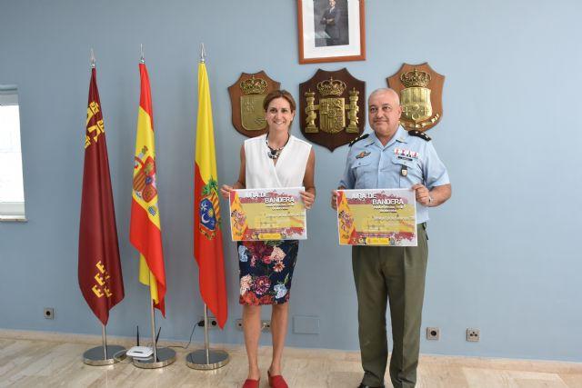 Próxima Jura de Bandera para personal civil en Archena el día 9 de septiembre - 2, Foto 2