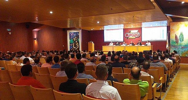 ELPOZO ALIMENTACIÓN celebra el 35 aniversario de los Grupos de Mejora, Foto 1