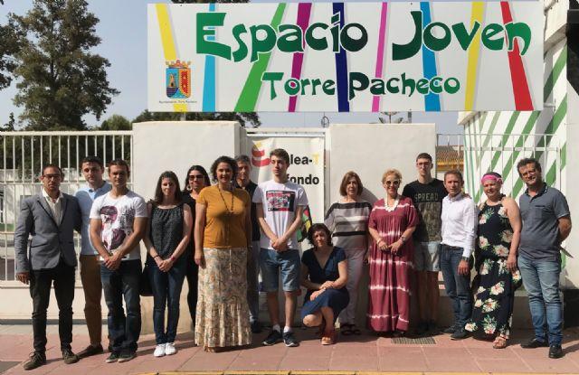 Finalizan los proyectos de Empleo Público Local para beneficiarios de Garantía Juvenil - 1, Foto 1