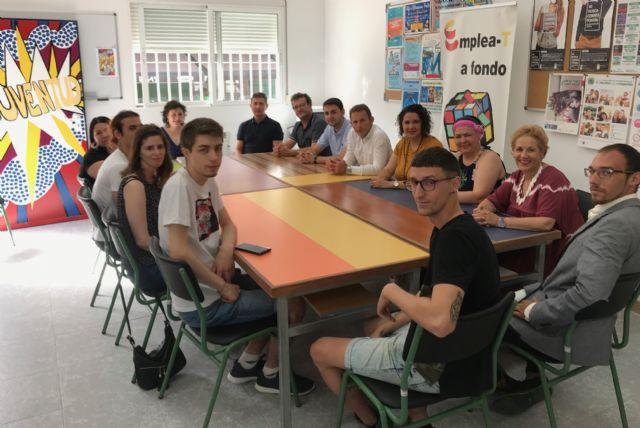 Finalizan los proyectos de Empleo Público Local para beneficiarios de Garantía Juvenil - 2, Foto 2