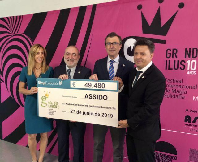 Casi 50.000€ de ´Grandes Ilusiones´ para 190 niños de ASSIDO - 2, Foto 2