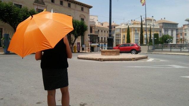 La Aemet activa el aviso amarillo por riesgo de altas temperaturas a consecuencia de la ola de calor que se prolongará hasta el lunes
