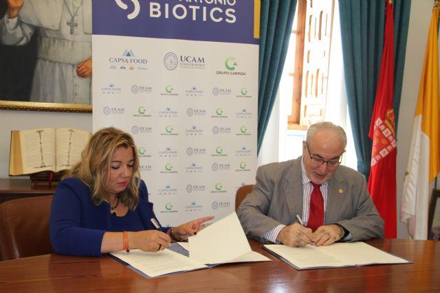 Carinsa se incorpora a San Antonio Biotics - 1, Foto 1
