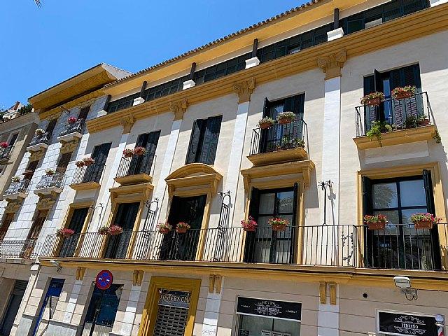 Murcia se llena de miles de flores para revitalizar y embellecer los barrios - 1, Foto 1