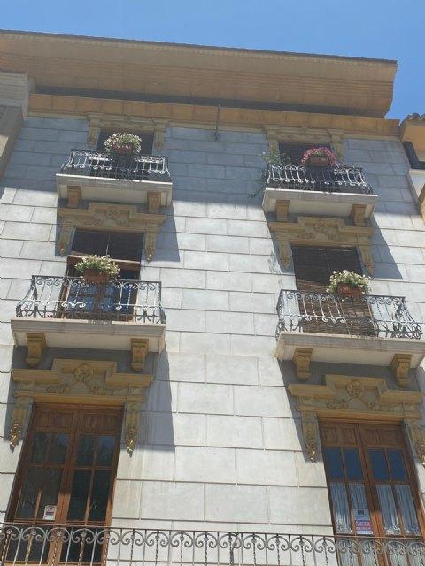 Murcia se llena de miles de flores para revitalizar y embellecer los barrios - 2, Foto 2