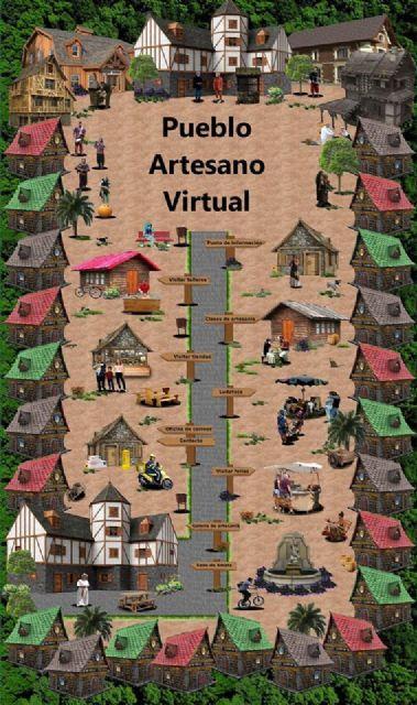 AMATA abre su Pueblo Artesano Virtual - 1, Foto 1