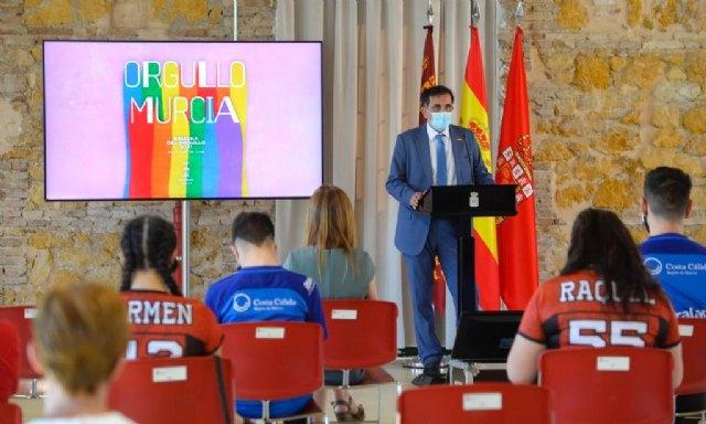 El Ayuntamiento de Murcia y el colectivo LGTBI, de la mano - 2, Foto 2