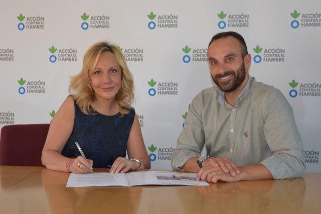 ElPozo Alimentación renueva su compromiso con Acción contra el Hambre, Foto 1