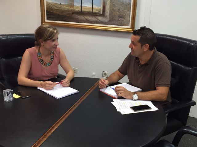 Ciudadanos reclama al Gobierno regional que cumpla sus compromisos y dote a Molina de Segura del Centro Integrado de Formación Profesional - 1, Foto 1