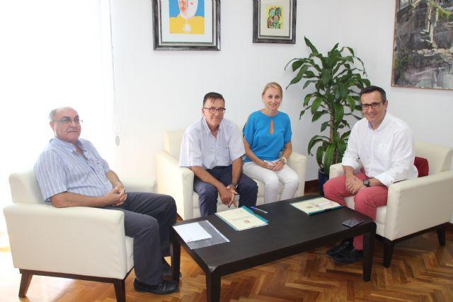 El Ayuntamiento y Cruz Roja renuevan su convenio de colaboración, Foto 2