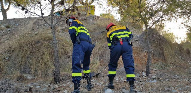 Protección Civil vigila el Cabezo de la Jara para prevenir incendios durante los meses de verano - 2, Foto 2