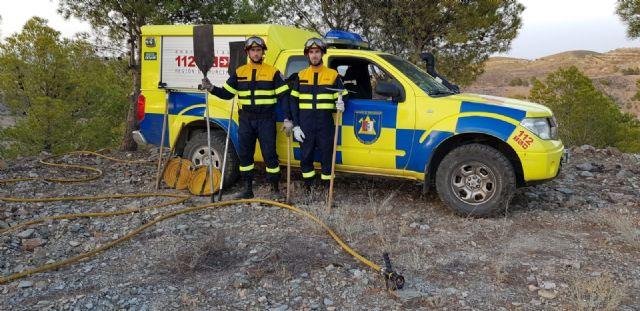 Protección Civil vigila el Cabezo de la Jara para prevenir incendios durante los meses de verano - 3, Foto 3